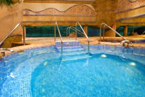 Balneario en madrid hotel