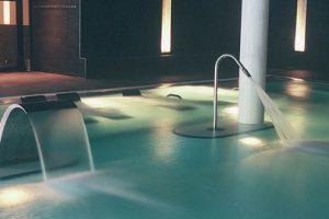 Aguas del balneario carlos iii de guadalajara