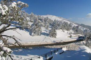 Balneario en Madrid Sierra de Navacerrada