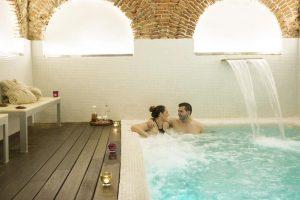 Hotel de lujo con Spa en Madrid