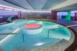 Hotel con spa en Madrid Sierra