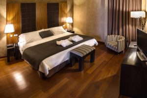 Hoteles con spa cerca de Madrid