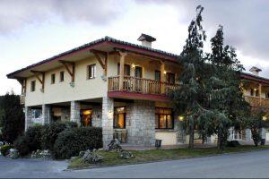 Hotel con spa Madrid Sierra