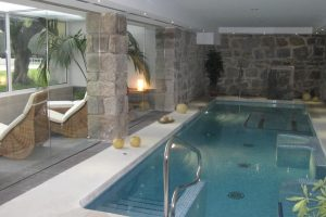 Hotel con spa Madrid Sierra