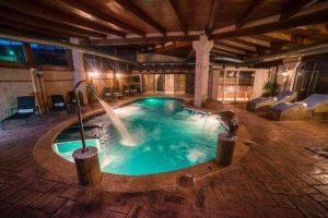 Hoteles con spa en Guadalajara