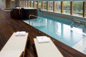 Hotel con spa en Madrid
