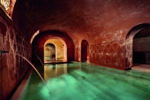 baños arabes